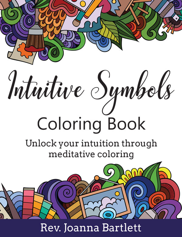 Intuitive Symbols coloring book